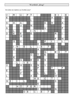 Kreuzworträtsel 12
