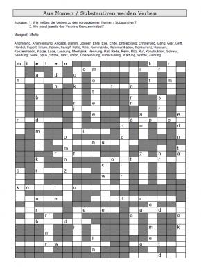 Kreuzworträtsel 15