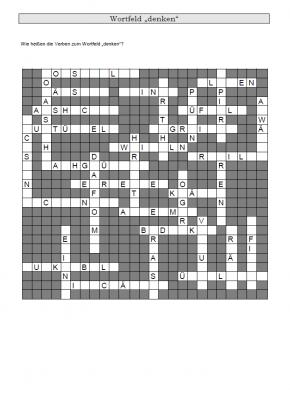 Kreuzworträtsel 8