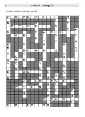 Kreuzworträtsel 9